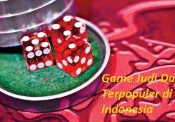 Game Judi Dadu Terpopuler di Indonesia