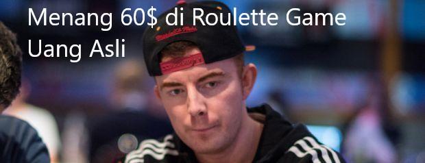 Roulette Uang Asli Terbesar